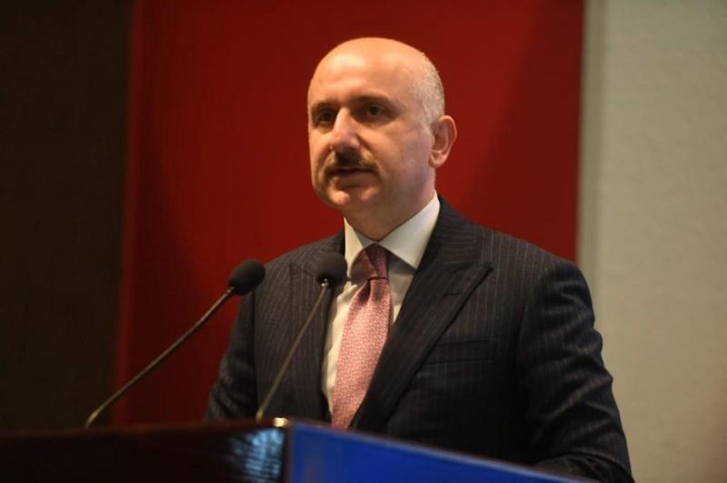 Ulaştırma ve Altyapı Bakanı Adil Karaismailoğlu, Karayolları Genel Müdürlüğü 71. Bölge Müdürleri Genel Toplantısı'na konuştu.