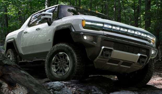 Elektrikli Hummer'ın SUV versiyonu tanıtıldı