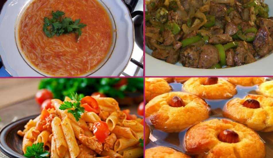 En ahenkli iftar menüsü nasıl hazırlanır? 30. gün iftar menüsü