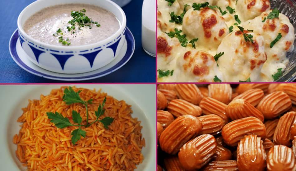 En basit ve geleneksel iftar menüsü nasıl hazırlanır? 27. gün iftar menüsü
