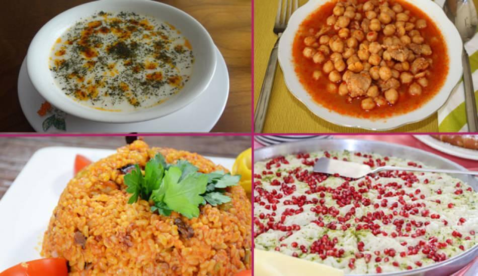 En bereketli ve şık iftar sofrası nasıl hazırlanır? 28. gün iftar menüsü