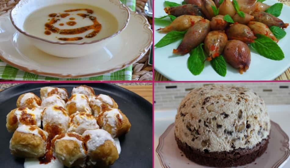 En besleyici iftar menüsü nasıl hazırlanır? 23. gün iftar menüsü