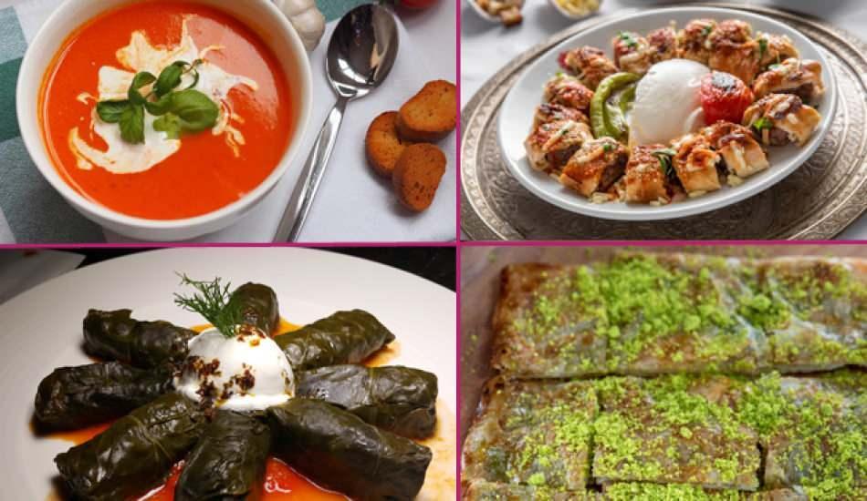 En farklı ve dolu dolu iftar menüsü nasıl hazırlanır? 25. gün iftar menüsü