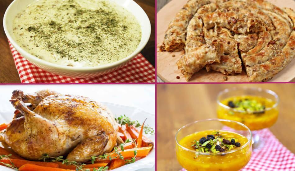 En güzel ve pratik iftar menüsü nasıl hazırlanır? 26. gün iftar menüsü