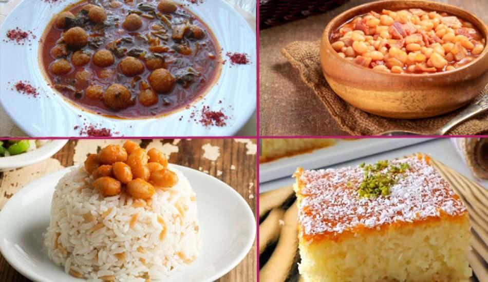 En harika iftar menüsü nasıl hazırlanır? 19. gün iftar menüsü
