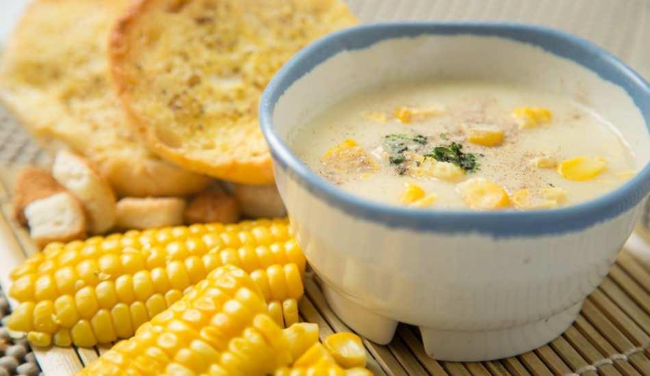 En kolay kremalı mısır çorbası nasıl yapılır? Kremalı mısır çorbasının püf noktaları