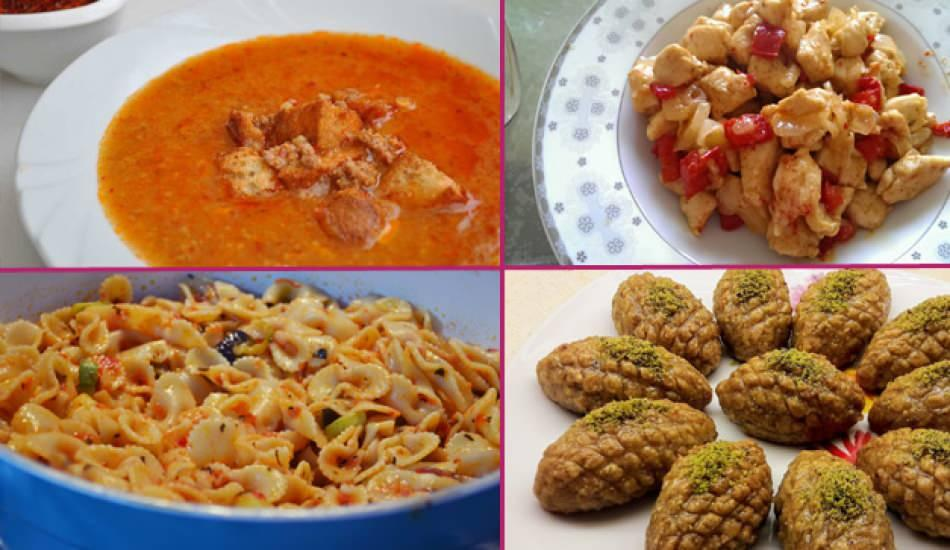 En lezzetli ve doyurucu iftar menüsü nasıl hazırlanır? 24. gün iftar menüsü