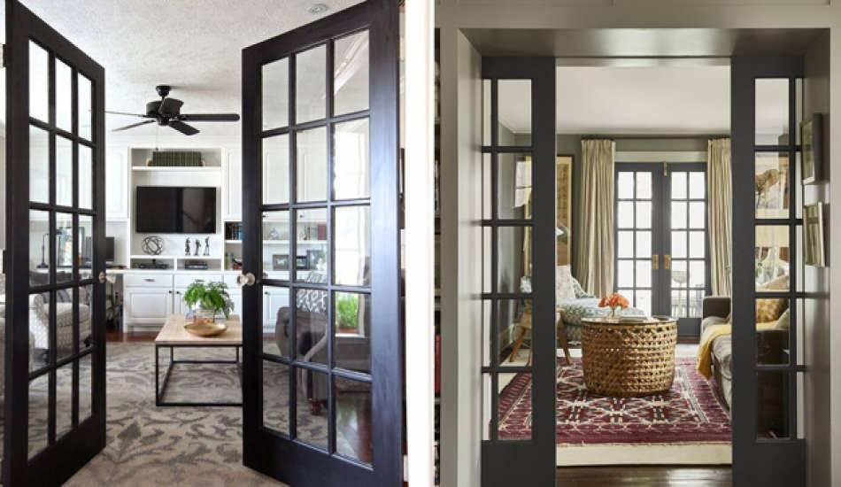 Ev dekorasyonu için şık iç kapı modelleri 2021