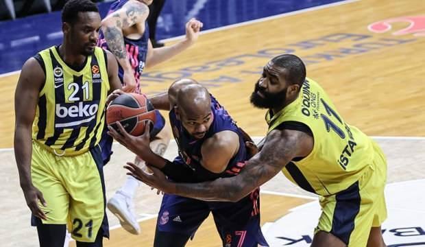 Fenerbahçe Beko, Real Madrid'e farklı kaybetti!