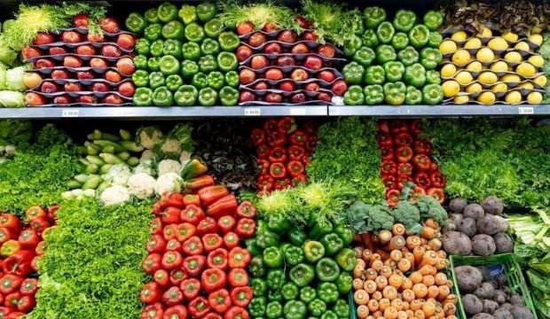 Gıda fiyatları martta da yükselmeye devam etti
