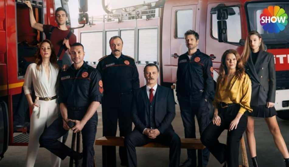 Henüz ilk bölümü yayınlanan 'Kırmızı Kamyon' dizisi hakkında flaş karar!