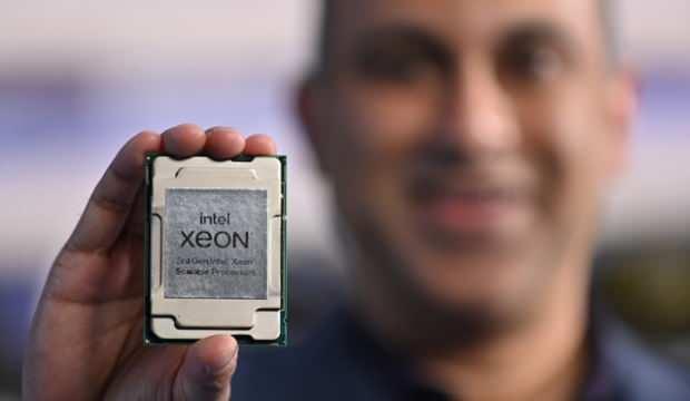 Intel yeni işlemcisi Xeon Scalable'ı tanıttı