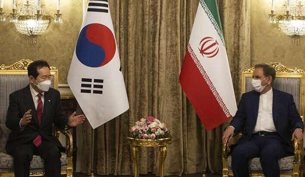 İran'dan Güney Kore'ye: Bloke edilen mali varlığı serbest bırakın