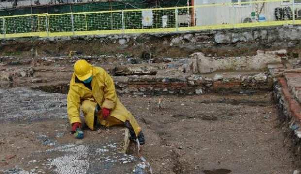 Boğaz hattında bir ilk! Kabataş'ta İstanbul'un tarihine ışık tutacak kalıntılar