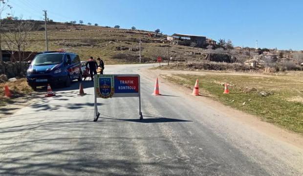 Kastamonu'da iki köy karantinaya alındı
