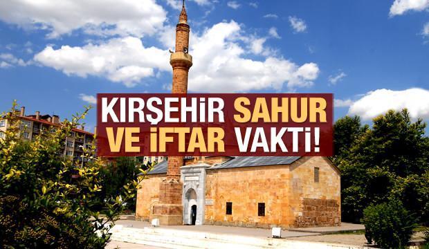 Kırşehir İmsakiye 2021: Diyanet Kırşehir sahur saatleri ve iftar vakti