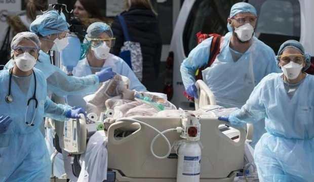 Brezilya'da Kovid-19'dan son 24 saatte 3 bin 305 kişi hayatını kaybetti