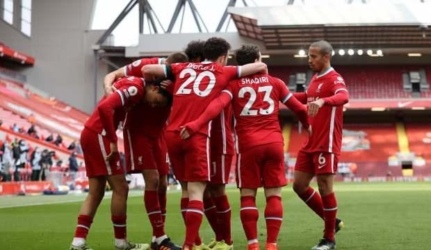 Liverpool, Aston Villa'yı son dakika golüyle yendi