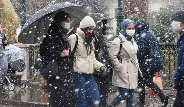 Meteoroloji'den son dakika açıklaması: Kar geri dönüyor!