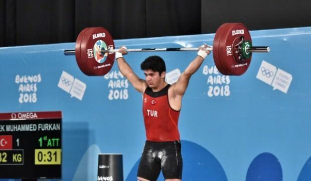 Muhammed Furkan Özbek, Avrupa şampiyonu oldu