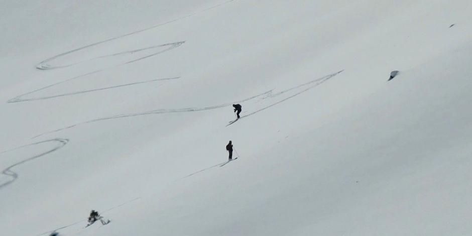 Munzur'da artık terör yok, kayak var