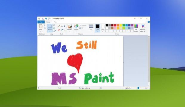 Paint efsanesi Windows'tan ayrı olarak sunulacak