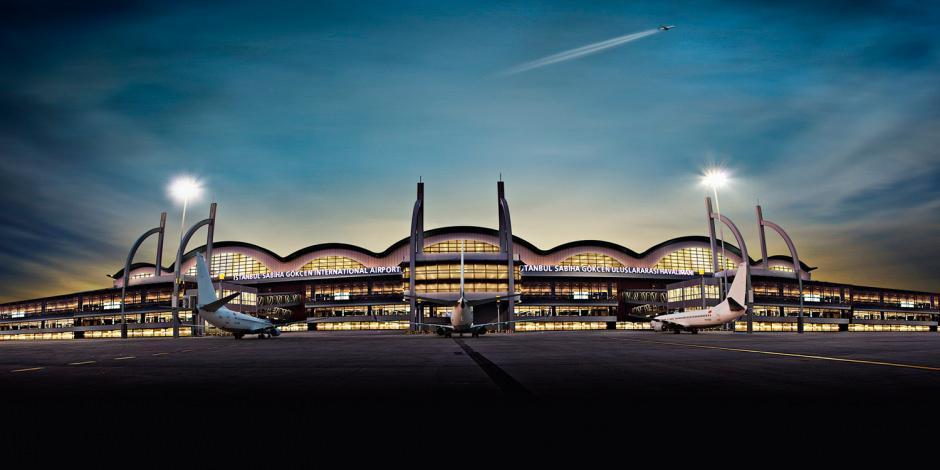 Sabiha Gökçen'den 2021'in ilk çeyreğinde 4.2 milyon yolcu uçtu