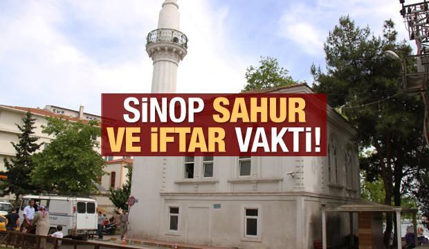 Sinop  İmsakiye 2021: Diyanet Sinop sahur saatleri ve iftar vakti