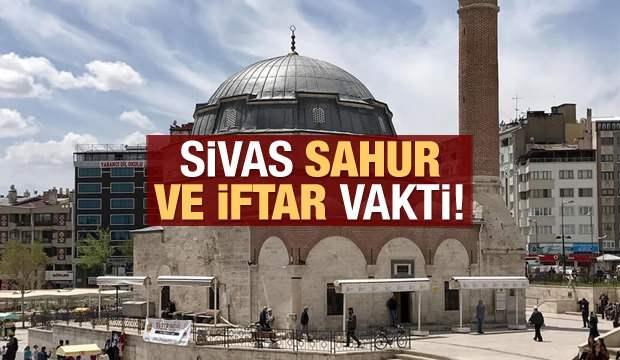 Sivas İmsakiye 2021: Diyanet Sivas sahur saatleri ve iftar vakti