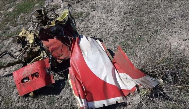 Son dakika: Konya'da askeri uçak düştü! MSB'den şehit açıklaması