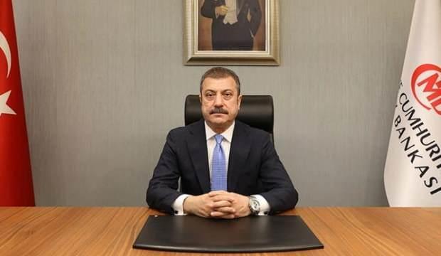 TCMB Başkanı Kavcıoğlu G-20 Bakanlar toplantısına katıldı