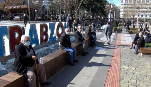 Trabzon'da, 65 yaş üzeri vakalarla ilgili kritik gelişme