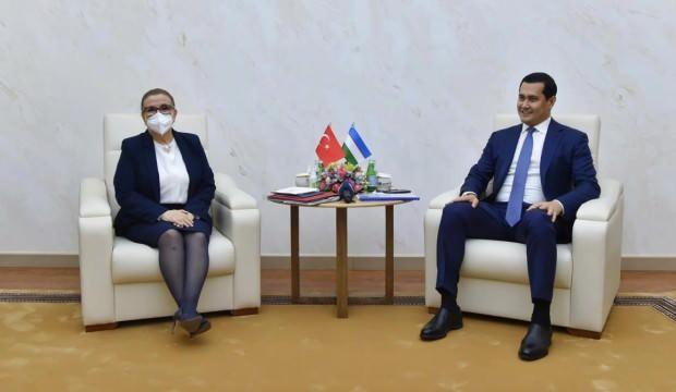 Türk-Özbek ticaretinde hedef 5 milyar dolar seviyesine ulaşmak