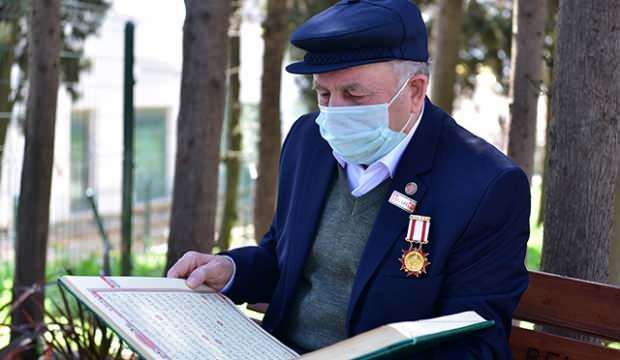 """69χρονος βετεράνος της Κύπρου Ισμαήλ Ουκτάν, """"Αν υπάρχει πόλεμος, θα πάω ξανά"""""""