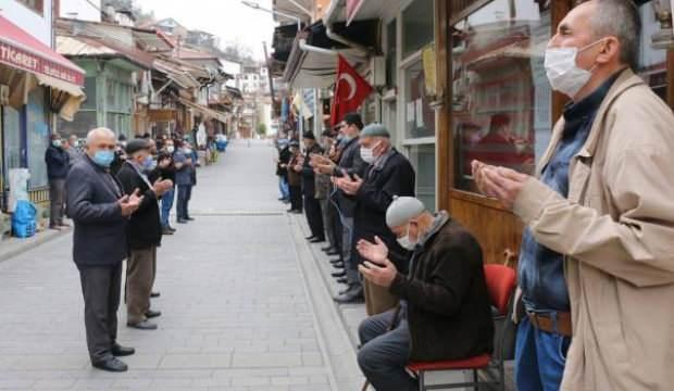 700 yıllık esnaf duası geleneği