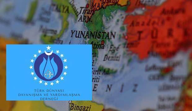 Δήλωση καταδίκης του Τουρκικού Κόσμου Αλληλεγγύης και Αλληλεγγύης προς τους Έλληνες