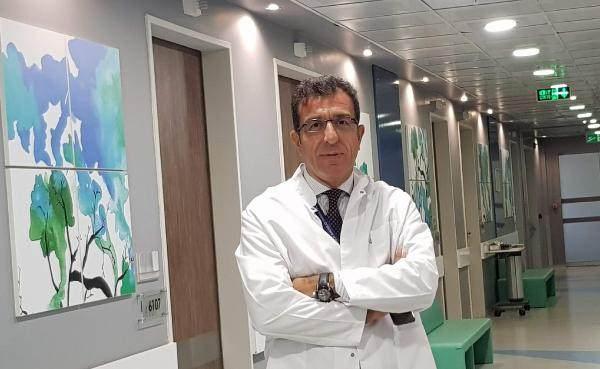 TÜRK Yoğun Bakım Derneği Başkanı Prof. Dr. İsmail Cinel