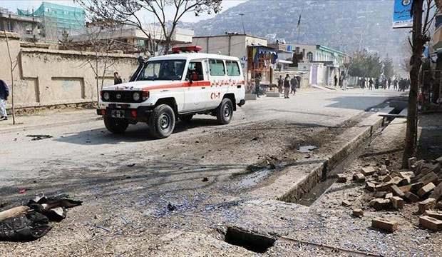 Afganistan'da yol kenarına yerleştirilen bomba patladı: 4 ölü