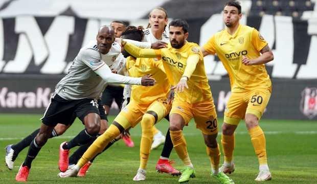 Beşiktaş 17 maç sonra penaltı kazandı