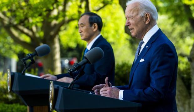 Joe Biden'dan göreve geldiğinden bu yana bir ilk!
