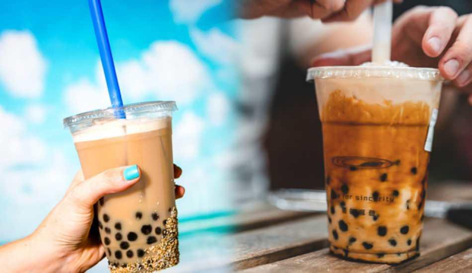 Bubble Tea nedir ve Bubble Tea nasıl yapılır? Baloncuklu çay malzemeleri