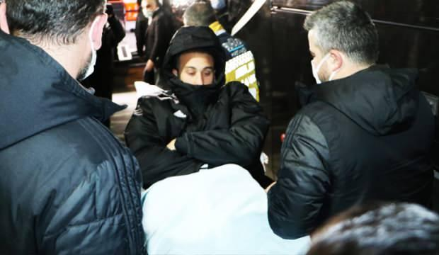Cenk Tosun hastaneden taburcu edildi