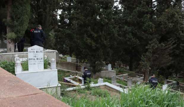 Dua etmek için gittiği aile mezarlığında, kayıp oğlunun cesedini buldu