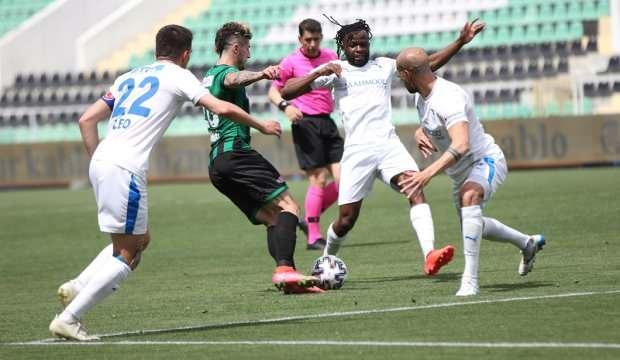 Düşme hattındaki kritik maçta kazanan Erzurum!