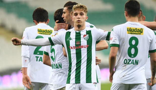 Eren Güler attı Bursaspor kazandı