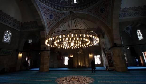 Erzurum'un asırlık camilerinde korona sessizliği