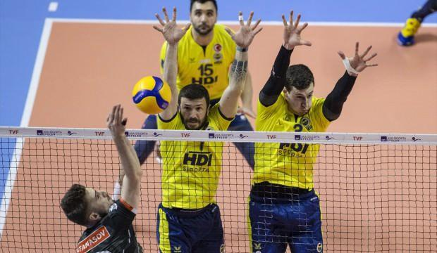 Fenerbahçe final serisinde eşitliği yakaladı