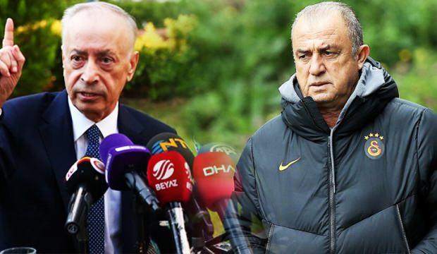 Galatasaray'daki 7 kriz ortaya çıktı! Terim...