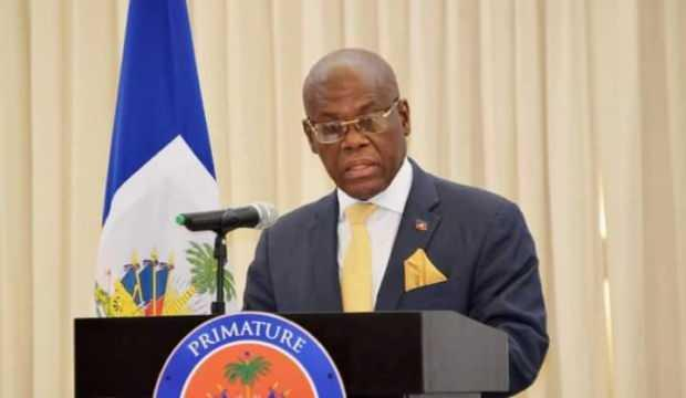 Haiti'de Başbakan Joseph Jouthe görevinden istifa etti