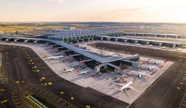 İstanbul Havalimanı liderliğini sürdürdü
